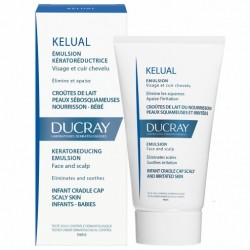 DUCRAY KELUAL EMULSION QUERATORREDUCTORA 50 ML