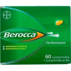 BEROCA PERFOMANCE 60 COMPRIMIDOS