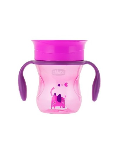 CHICCO VASO PERFECT ROSA +12M