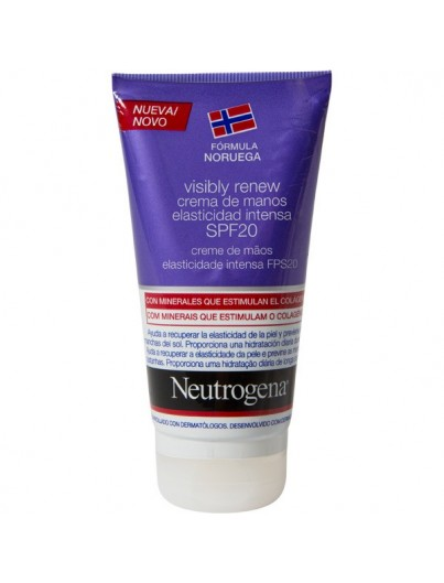 NEUTROGENA VISIBLY RENEW SPF 20 75 ML