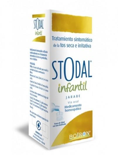 STODAL INFANTIL JARABE 150 ML