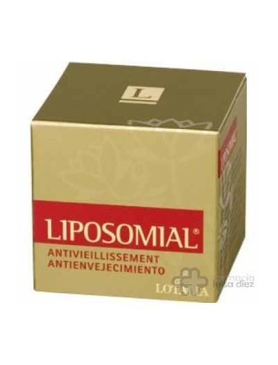 CREMA ANTIENVEJECIMIENTO LIPOSOMIAL LOTALIA 50 ML