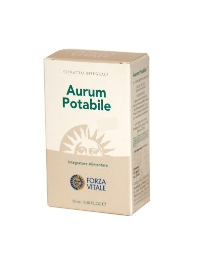 FORZA VITALE AURUM POTABILE 10 ML