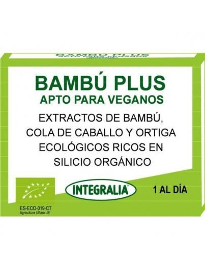 INTEGRALIA BAMBU PLUS (SILICIO ORGANICO) 30 CAPSULAS
