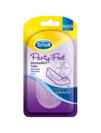 SCHOLL PARTY FEET ALMOHADILLA TALON 1PAR