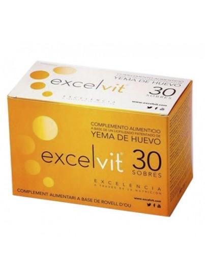 EXCELVIT BIENESTAR 30 SOBRES