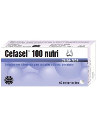 COBAS CEFASEL 100 NUTRI 60 COMPRIMIDOS