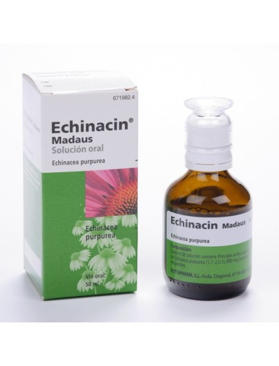 ECHINACIN MADAUS 50 ML GOTAS