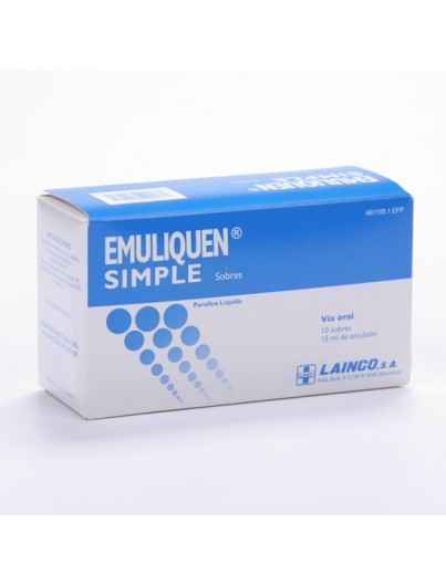 EMULIQUEN SIMPLE 10 SOB