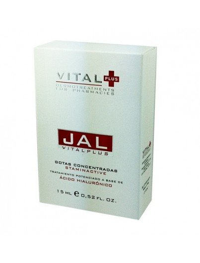 VITAL PLUS ACTIVE JAL ACIDO HIALURÓNICO 15 ML