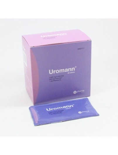 UROMANN 30 SOBRES