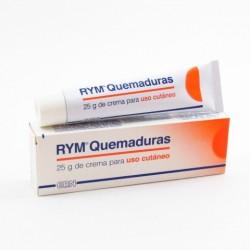 RYM QUEMADURAS CREMA 25 GRAMOS
