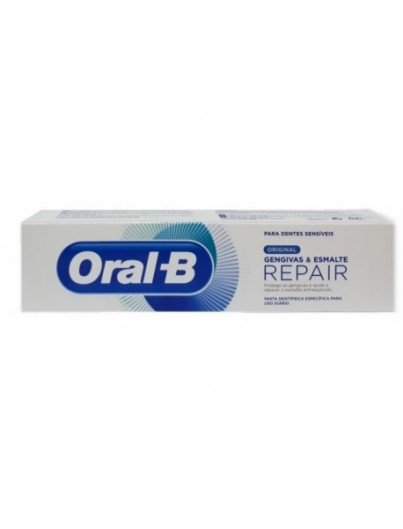 ORAL B ENCÍAS & ESMALTE REPAIR 125 ML
