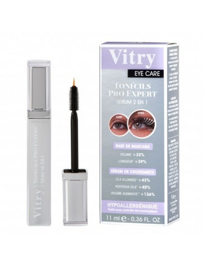 VITRY SERUM TONI´CILS PRO EXPERT SERUM 2EN1 PESTAÑAS 11 ML