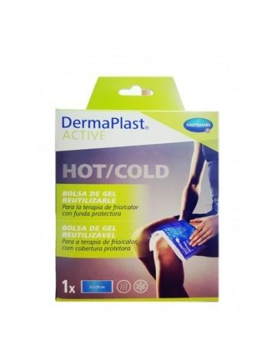 DERMAPLAST ACTIVE HOT/COLD BOLSA GEL REUTILIZABLE 12 X 29 CM