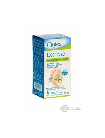 DOCULYSE ANTI TAPON DE CERUMEN