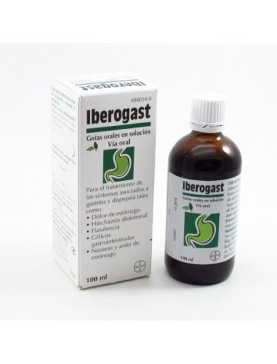 IBEROGAST GOTAS ORALES 100 ML