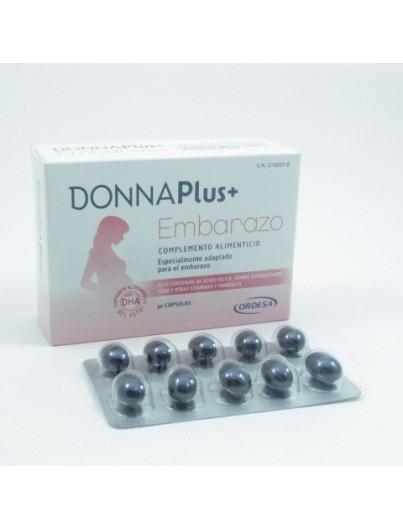DONNA PLUS+ EMBARAZO 30 CAP