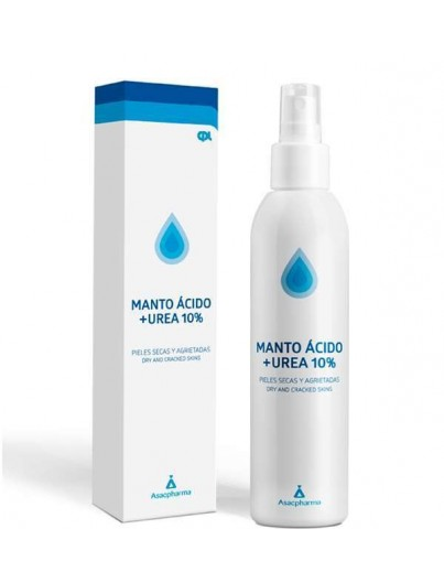 MANTO ACIDO + UREA 10% 100 ML