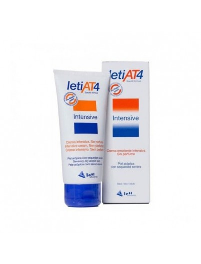 LETI AT4 INTENSIVE CREMA EMOLIENTE INTENSIVA 100 ML