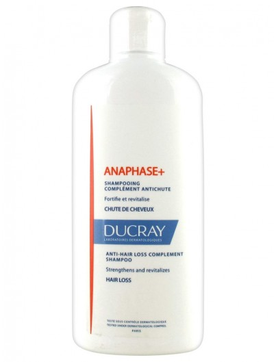 DUCRAY ANAPHASE+ CHAMPÚ ANTICAIDA 400 ML
