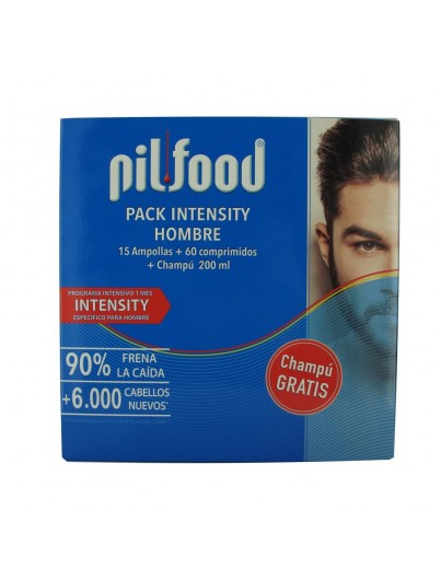 PILFOOD PACK INTENSITY HOMBRE