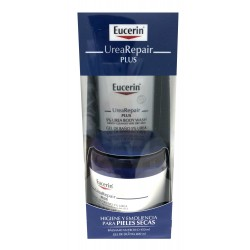 EUCERIN UREAREPAIR PLUS GEL PACK GEL DE BAÑO 400 ML+ BÁLSAMO 450 ML