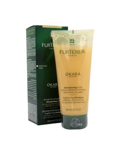 RENE FURTERER OKARA BLOND CHAMPU LUMINOSIDAD 200 ML