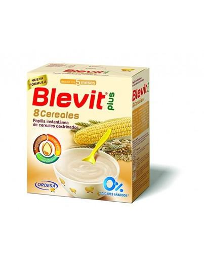 BLEVIT PLUS 8 CEREALES 600 GRAMOS