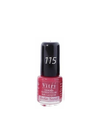 VITRY ESMALTE 4ML 115 JARDIN SECRET
