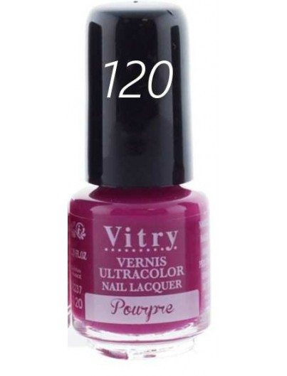 VITRY ESMALTE 4ML 120 POURPRE