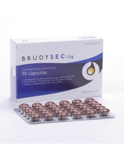 BRUDY SEC 1.5 90 CAPSULAS