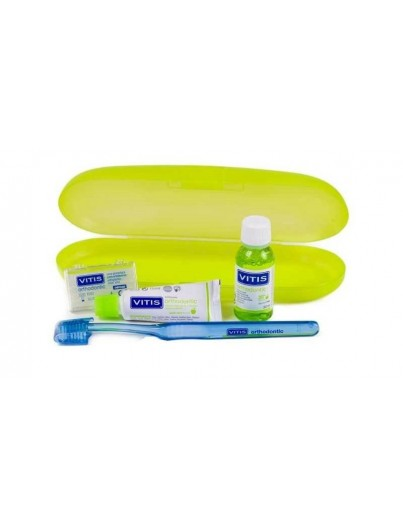 VITIS ORTHODONTIC KIT DE HIGIENE FUERA DE CASA ACCESS