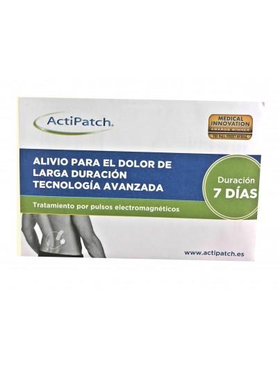 ACTIPATCH DOLOR MUSCULOS Y ARTICULACIONES DURACIÓN 7 DÍAS