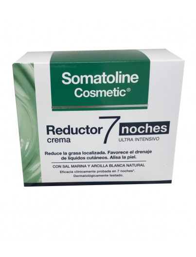 SOMATOLINE COSMETICS ULTRA INTENSIVO 7 NOCHES CREMA 450 ML