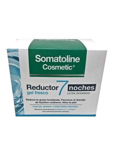 SOMATOLINE COSMETICS ULTRA INTENSIVO 7 NOCHES 7 FRESCO 400 ML