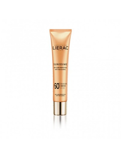 LIERAC SUNIFIC PREMIUM CREMA VOLUPTUOSA ANTI - EDAD GLOBAL SPF30 50 ML