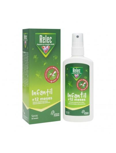 RELEC REPELENTE DE MOSQUITOS INFANTIL SPRAY 100 ML