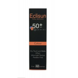 ECLISUN TOTAL DEFENCE SPF50+ COLOR 75 ML