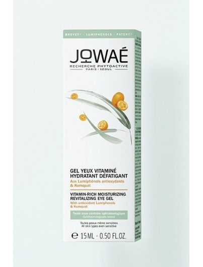 JOWAE GEL DE OJOS VITAMINADO HIDRATANTE ANTIFATIGA 15 ML