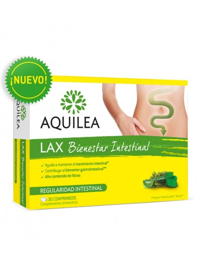 AQUILEA LAX BIENESTAR INTESTINAL 30 COMPRIMIDOS