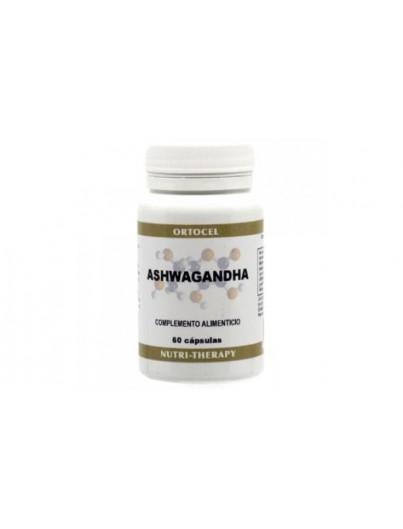 ASHWAGANDHA 450mg 60 CAPSULAS (ORTOCEL NUTRI-THERAPY)