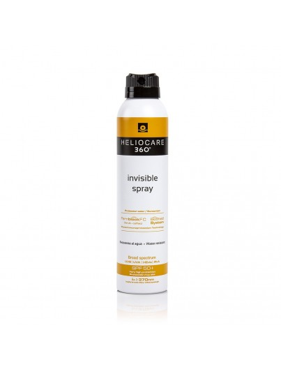 HELIOCARE 360 INVISIBLE SPRAY SPF50+ 200 ML