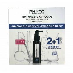 PHYTO RE30 TRATAMIENTO ANTICANAS 2 + 1 REGALO