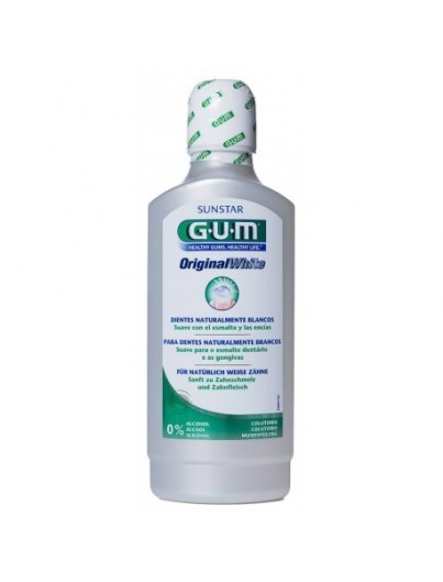 GUM WHITE COLUTORIO 500 ML