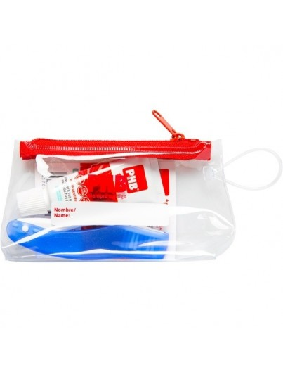 PHB KIT DENTAL VIAJE CEPILLO + PASTA 15 ML