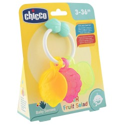 CHICCO JUGUETE MORDEDOR AIR FRUIT SALAD 3 - 36 MESES
