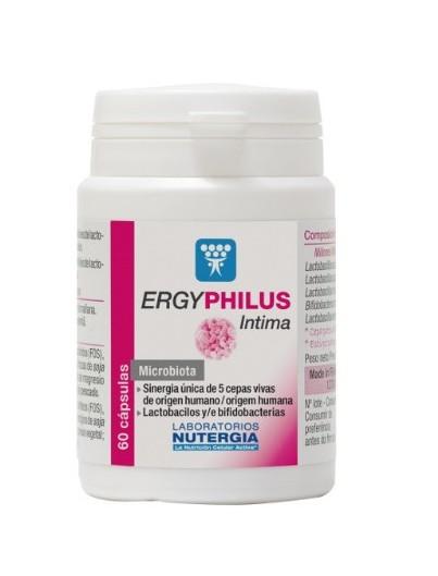 NUTERGIA ERGYPHILUS INTIMA 60 CAPSULAS