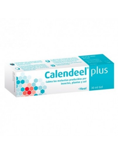 CALENDEEL PLUS GEL 30 ML